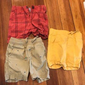 18-24 months shorts